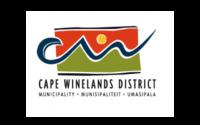 Cape Winelands District Municipality Bursary