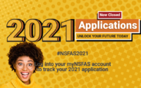 NSFA Application For 2021 Now Closed