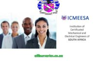 The Institution of Certificated Mechanical and Electrical Engineers, South Africa (ICMEESA) Bursary
