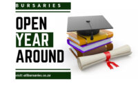 Bursaries Open All Year Round 2019 - 2020