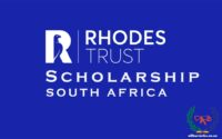 Rhodes Trust Scholarship for South African Students