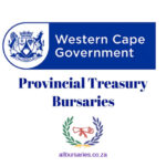Western Cape Provincial Treasury Bursary South Africa