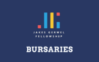 Jakes Gerwel Fellowship Program
