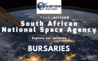 South African National Space Agency Bursary