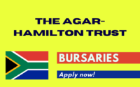 The Agar-Hamilton Trust Bursary