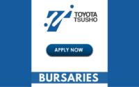 Toyota Tsusho Africa Bursary Scheme