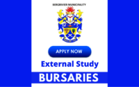 Bergrivier Municipality External Study Bursary