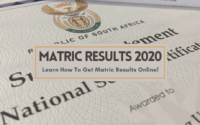 How to get Matric results online in South Africa
