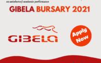 Gibela Bursary 2021