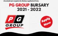 PG Group Bursary South Africa