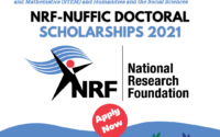 NRF-Nuffic Doctoral Scholarships